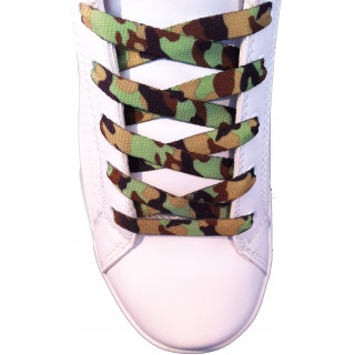 Army shoelaces