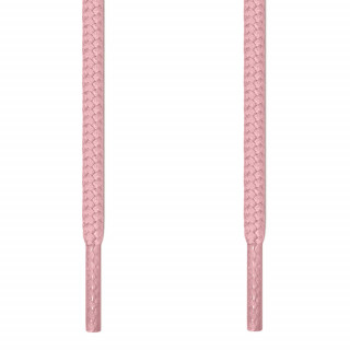 Round pink shoelaces