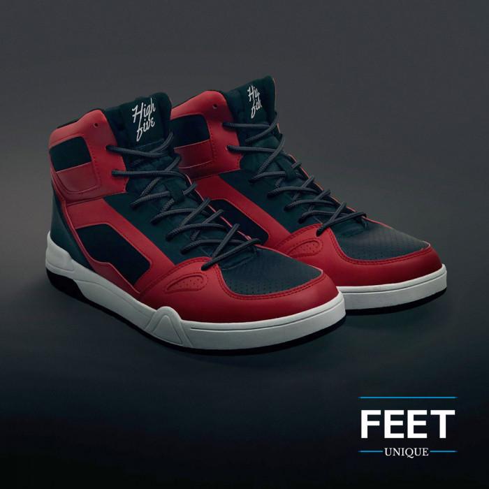 Round black shoelaces